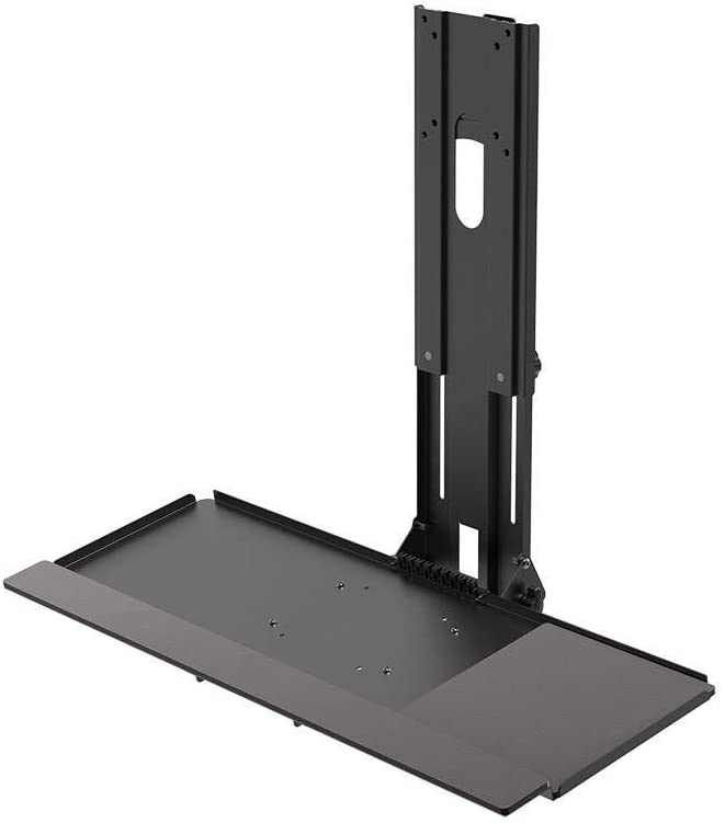 Monoprice Workstation Wall Mount for Keyboard and Monitor