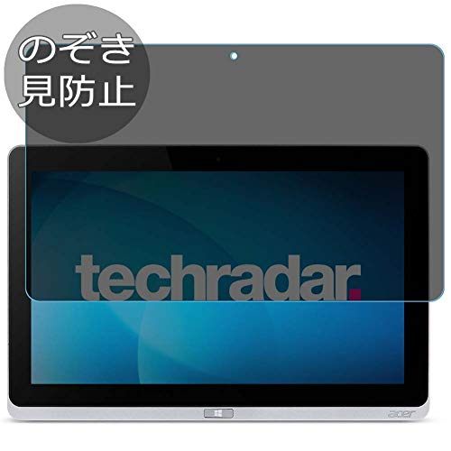 Synvy Privacy Screen Protector Film for Acer Iconia Tab W700 11.6' Anti Spy Protective Protectors [Not Tempered Glass]