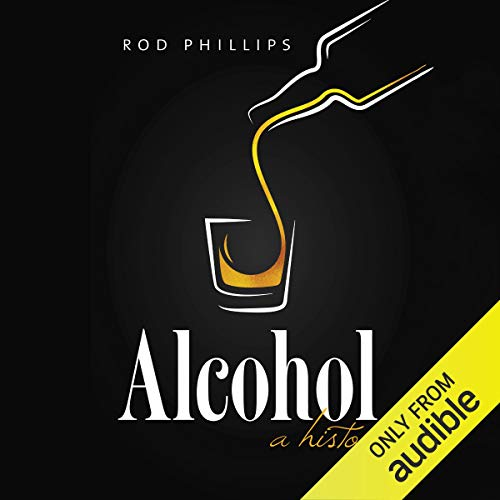 Alcohol audiobook cover art