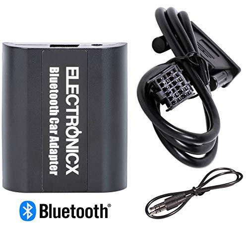 BTA-FRD1 Digitaler Musikadapter AUX Bluetooth Freisprecheinrichtung passend für Ford 4000N 4050 RDS 4500