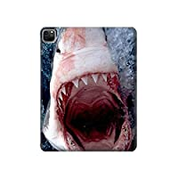 JP1341PP1 サメの口 Jaws Shark Mouth For iPad Pro 12.9 (2021) 用タブレットケース