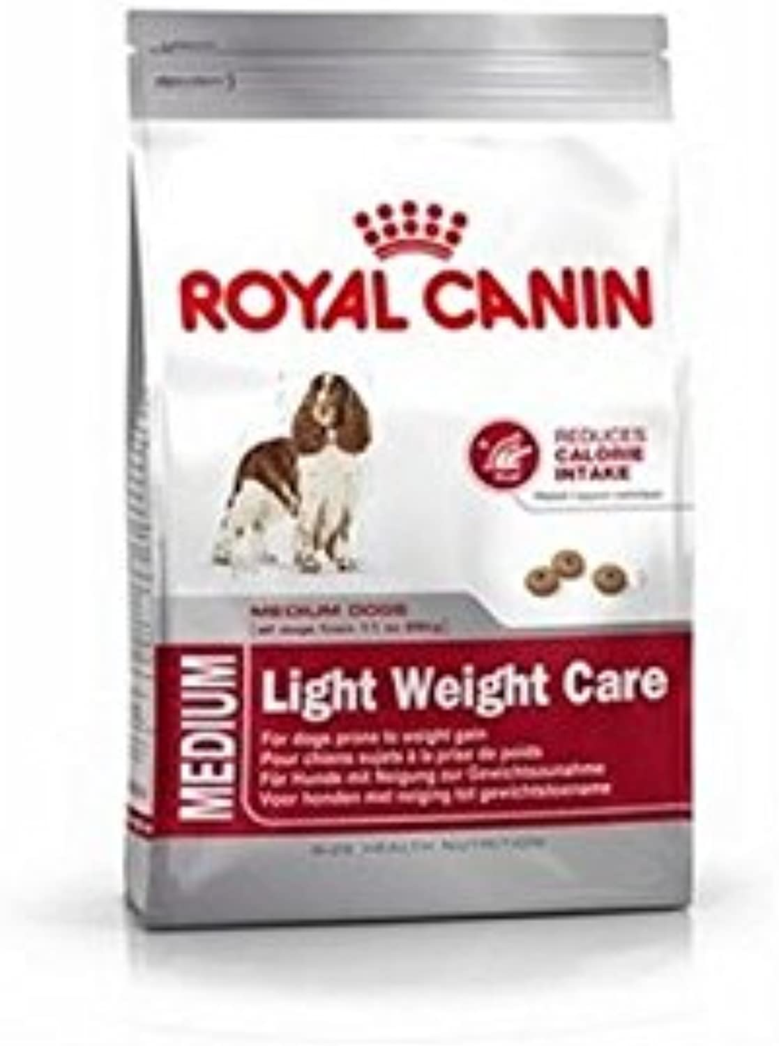 Royal Canin Medium Light Weight Care Dog Food (3kg) (Pack of 2)