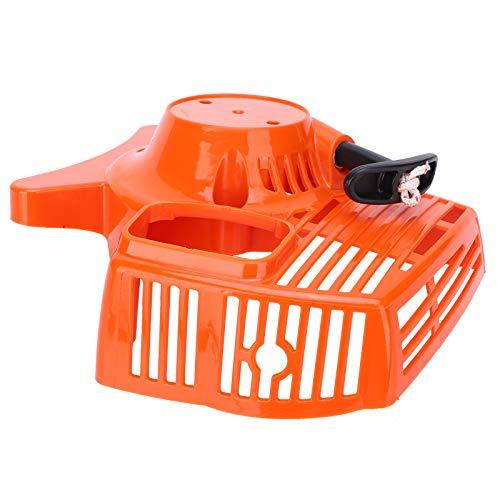 SALUTUYA Piezas de Motosierra Arrancador de tracción Arrancador de tracción Gran Mano de Obra Equipo de jardín para Stihl FC55 para Motosierra 4140‑190‑4009