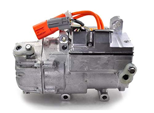 GOWE 12V aire acondicionado de coche AUTO AC eléctrico híbrido compresor ES34C para Lexus LS XF40 USA LS V8 Hybrid 8837050010 0422000102