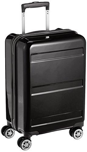 [シフレ] ハードジッパーケース LCC機内持込対応 コインロッカーサイズ シフレ 1年保証 機内持込可 保証付 機内持ち込み可 34L 54 cm 2.78kg ブラック