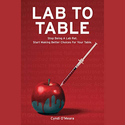 Lab to Table cover art