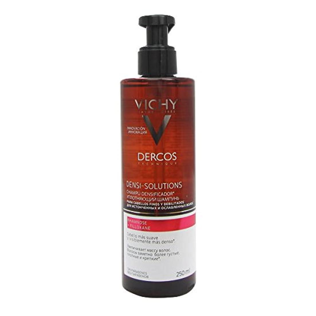 悪の慢居心地の良いDercos Densi Solutions Densifying Shampoo 250ml [並行輸入品]