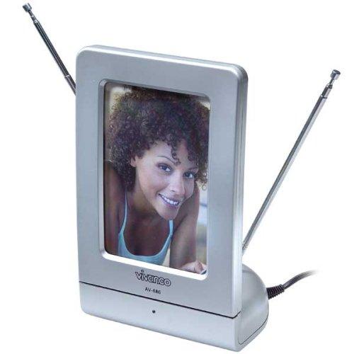 Vivanco Indoor Antenna/Photo Frame Netzwerk-Antenne 28 dBi - Netzwerk-Antennen (28 dBi, 12 V/100 mA)