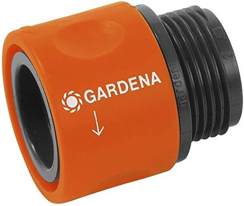 Gardena Conector roscado para grifos de 26,5 mm (G 3/4).