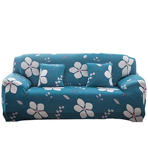 GladiolusA Sofa Überwürfe Sofabezug Stretch Elastische Sofahusse Sofa Abdeckung In Verschiedene Größe Und Farbe Stil 22 1 Sitzer für Sofalänge 90-140cm