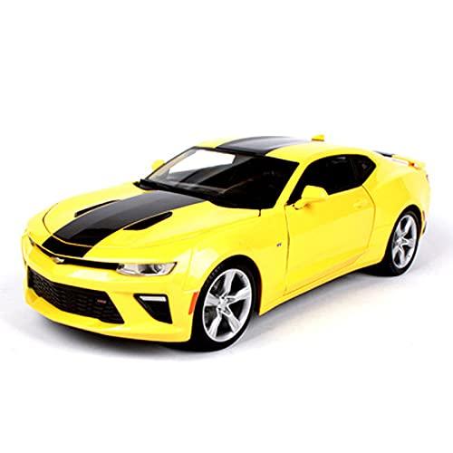 SCXY Tambor Compatible con Chevrolet Hornet Simulation Aleación Modelo 1:18, Adecuado para los fanáticos de los automóviles para recolectar Adornos y Jugar