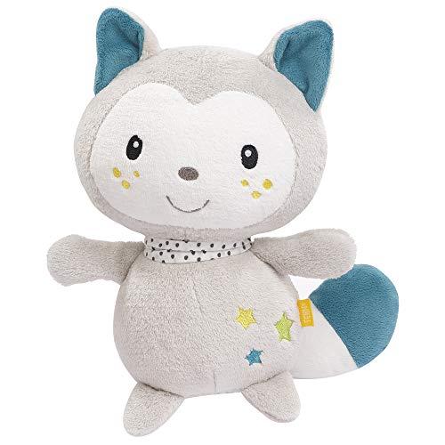 FEHN 057065 Kuscheltier Katze XL / Spielgefährte, Beschützer & Kuschelfreund: Großes Stofftier zum Greifen, Fühlen und Knuddeln, für Babys und Kleinkinder ab 0+ Monaten