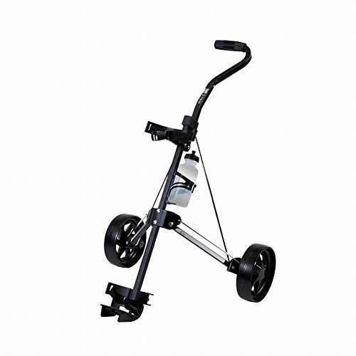 OnCourse Junior Pull Cart (Black) Golf