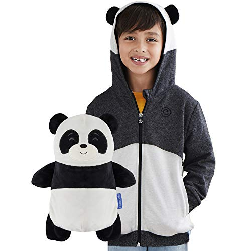 Cubcoats 2 in 1 Transforming Classic Zip Up & Soft Plushie Now $15 (Was $45.00)