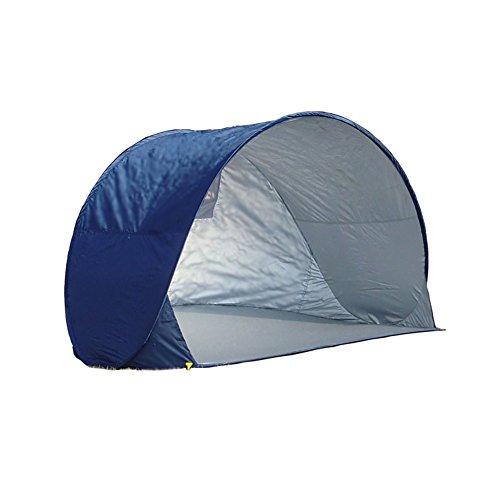 Creative Light Easy Up sun-shelter de pêche/plage/tente d'extérieur, protection UV 50 +, bleu marine