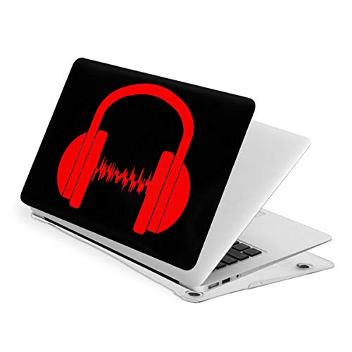 Cap Headphone MacBook Pro 13 Inch Case Slim Fits with A2159 A1989 A1706 A1708 Hard Shell Protective Cover Compatible with Apple Mac Pro 13