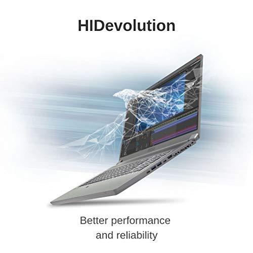 Compare HIDevolution MSI P75 Creator 9SG-893 (MS-P75893-HID1) vs other laptops