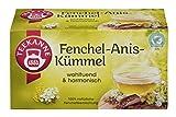 Teekanne Fenchel-Anis-Kümmel 20 Beutel, 4er Pack (4 x...