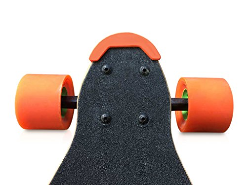 DIYE Skateboard Longboard Nose Guard Tail (2 Stück) für Boosted Board V2 V1 Backfire