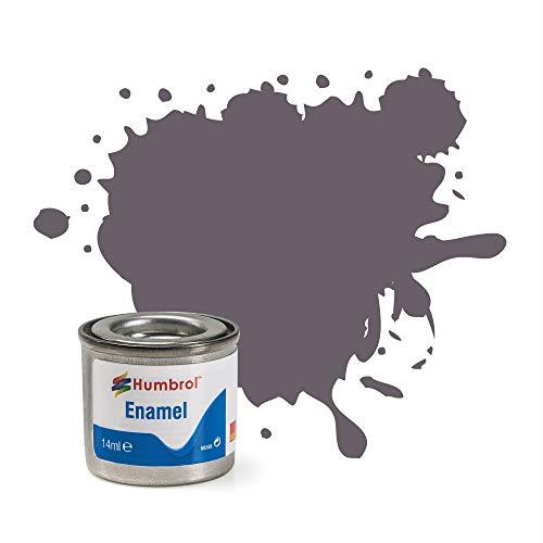 Humbrol 14 ML N ° 1 Tinlet Peinture é Mail 79 Mat (Bleu/Gris)
