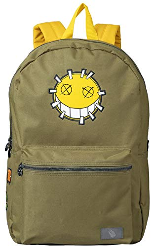 Overwatch Junkrat Hero Backpack Koffer 50 cm, 20 Grün (Green)