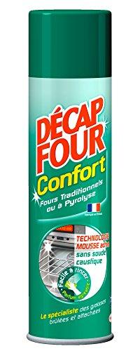 DécapFour Confort – Aérosol (400mL) – Nettoyant Four