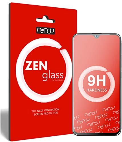ZenGlass (2 Stück Flexible Glas-Folie kompatibel mit Gigaset GS290 Panzerfolie I Bildschirm-Schutzfolie 9H I (Kleiner Als Das Gewölbte Bildschirm)