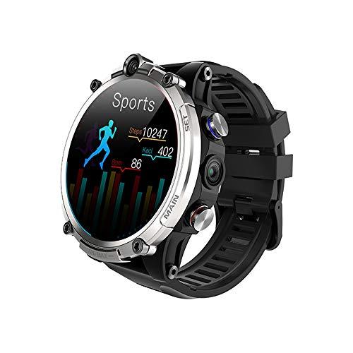 TYOP Smart Watch, 4G Full NetCom Pantalla Grande de Alta definición GPS Posicionamiento de Pantalla GPS Descargar IP67 Reloj a Prueba de Agua
