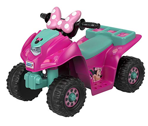 Power Wheels Lil' Quad Featuring Disney...