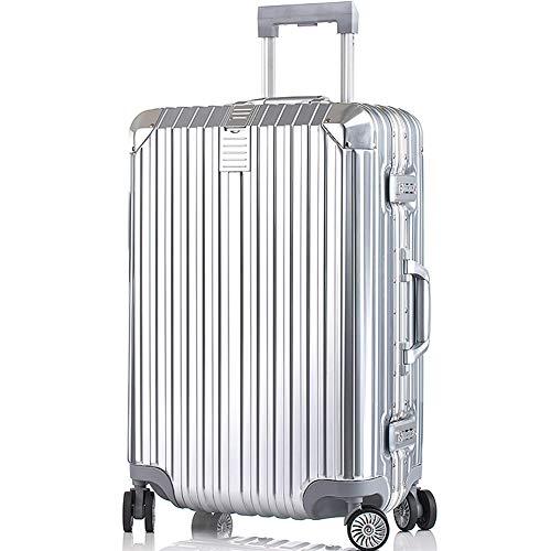 IPO スーツケース キャリーケース トランク ドイツ品質 PC+ABS アルミ合金フレーム TSAロック 旅行 出張 ビジネス 大容量 超軽量 人気 静音 Wキャスター 多段式キャリーバー サイズS機内持込・M・L・XL・2XL 4色展開