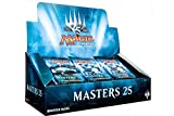Magic the Gathering 'Masters 25' Factory Sealed Booster Box MTG Card Game - 24 packs