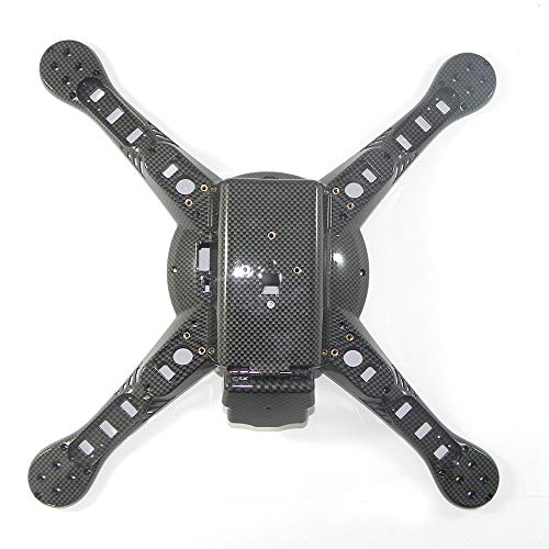 Lower Body Shell Cover for XK DETECT X380 X380-A X380-B X380-C RC Drone