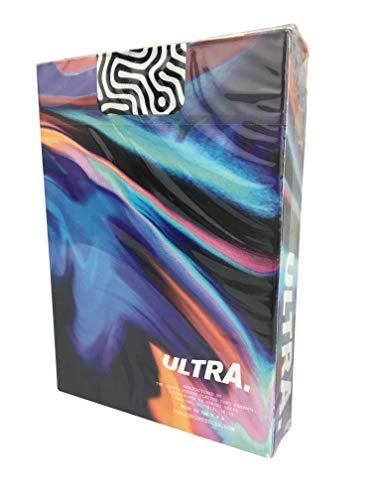 LuxTri Gemini Ultra Playing Cards by USPCC Spielkarten in 5000er Limited Edition | Pokerkarten-Deck zum Sammeln und Pokern | Kartenspiel, Kartendeck | Cardistry