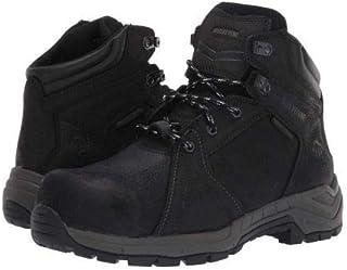 [ウルヴァリン] メンズ 男性用 シューズ 靴 ブーツ 安全靴 ワーカーブーツ Contractor LX EPX(R) CarbonMax(R) - Black [並行輸入品]