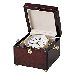 Howard Miller 645-443 Bailey Table Clock by by Howard Miller