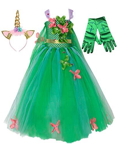 Kawai Peach Mädchen Prinzessin Tüll Kleid Kostüm Cosplay Party Halloween Geburtstag Dress Up