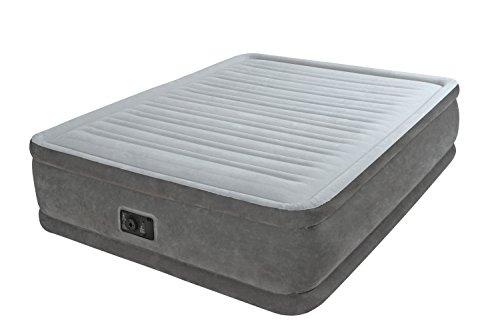 Intex - Matelas gonflable - Comfort-Plush Elevated...