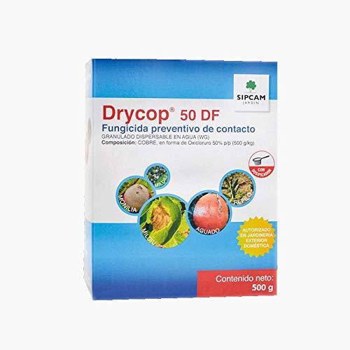 Fungicida cobre Drycop 50 DF Sipcam