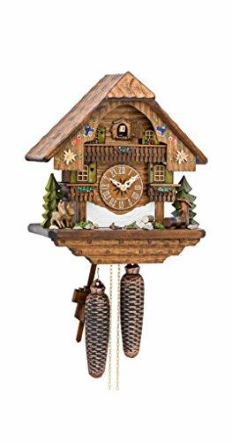 Kammerer Uhren Hekas Kuckucksuhr Kleines Schwarzwaldhaus