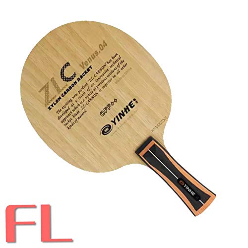 Lowest Price! YINHE Galaxy Milky Way V-4 Attack Plus Loop Off++ FL Table Tennis Blade