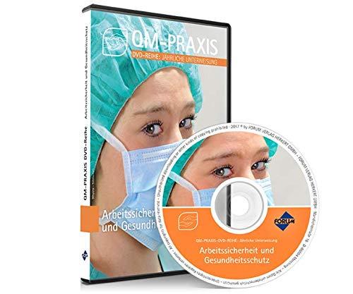 Unterweisungs-DVD Arbeitssicherheit und Gesundheitsschutz: PRAXIS-DVD-Reihe - Jährliche Unterweisungen für das Gesundheitswesen