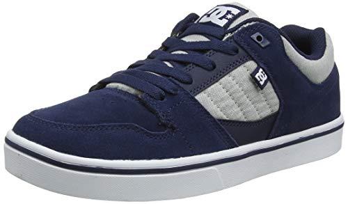 DC Shoes Herren Course 2 SE Skateboardschuhe, Mehrfarbig (Navy/Grey NGH), 46 EU