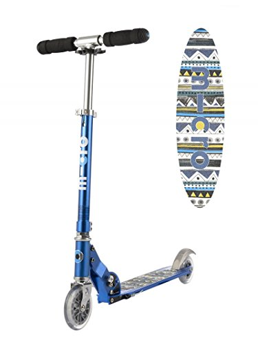 【公式ショップ】 マイクロスクーター《正規品》マイクロ・スプライト・スペシャル(アステカブルー) キックボード キックスクーター ブレーキ付き メーカー保証 ギフト クリスマス