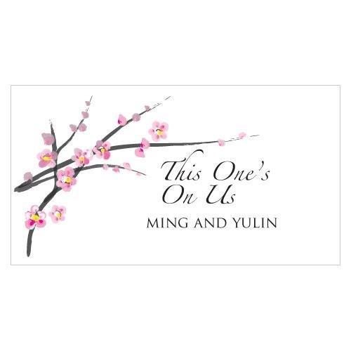 Cherry Blossom Small Ticket