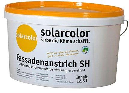 solarcolor Fassadenanstrich-SH