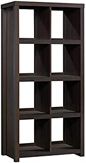 Sauder Homeplus 8-Cube Bookcase, Dakota Oak