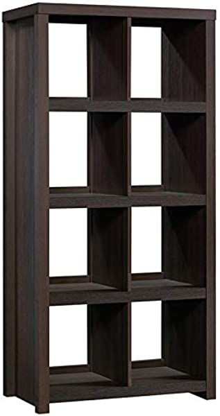 Sauder Homeplus 8 Cube Bookcase Dakota Oak