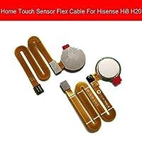 指紋センサーホームボタンフレックスケーブルHi8 H20メニューリターンキータッチIDセンサーフレックスリボンケーブル交換部品
