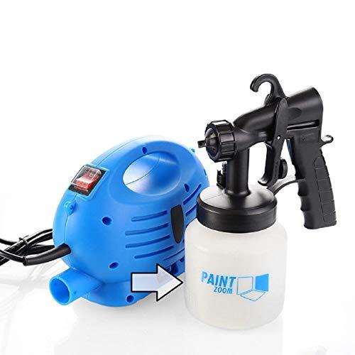 PAiNT zoom 家庭用電動塗装機用コンテナー 塗料カップ ペンキ 容器 交換 替え 予備 電動スプレーガン用 コンテナー 温風低圧塗装機 交換用コンテナ