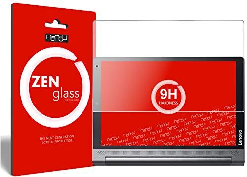 ZenGlass Flexible Glas-Folie kompatibel mit Lenovo Yoga Tab 3 Plus Panzerfolie I Bildschirm-Schutzfolie 9H